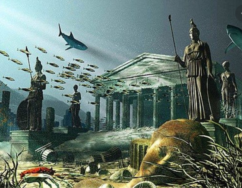 DISCOVER THE LOST CITY OF ATLANTIS