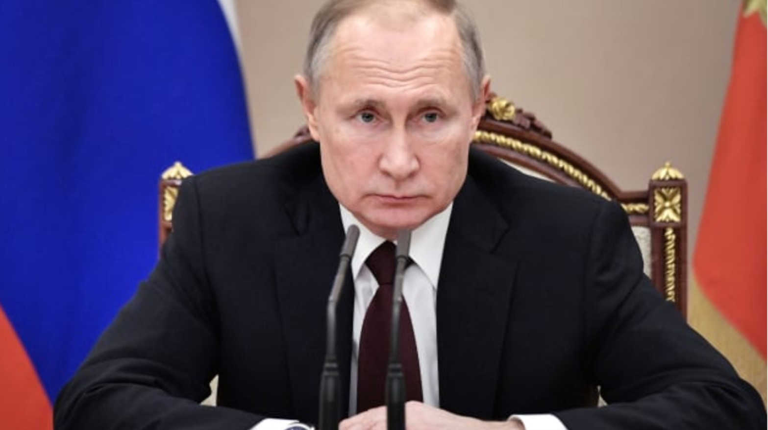 PUTIN AT THE SOURCE OF NEW WORLD ORDER