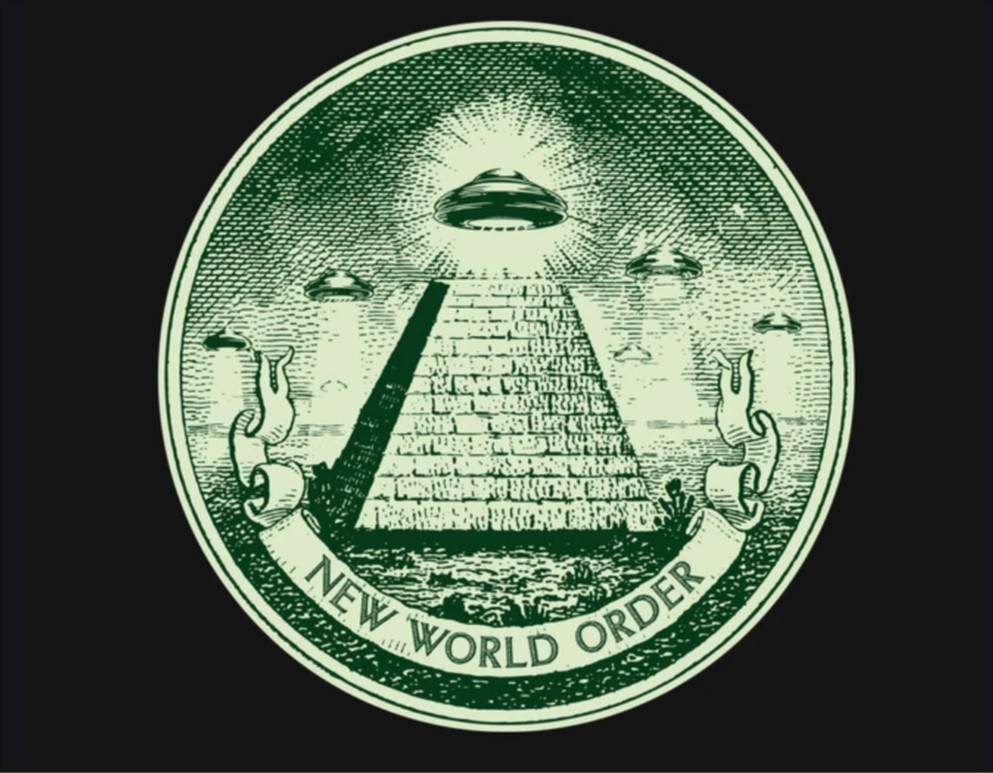 WHAT INTELLIGENCE SAYS ABOUT NEW WORLD ORDER